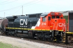 CN 2114, 4th unit on northbound A43171-16