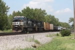 NS 9846, southbound NS 35N