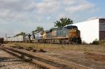 CSX 815 on Q-409