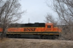 BNSF 2317 Working The Golden Yard