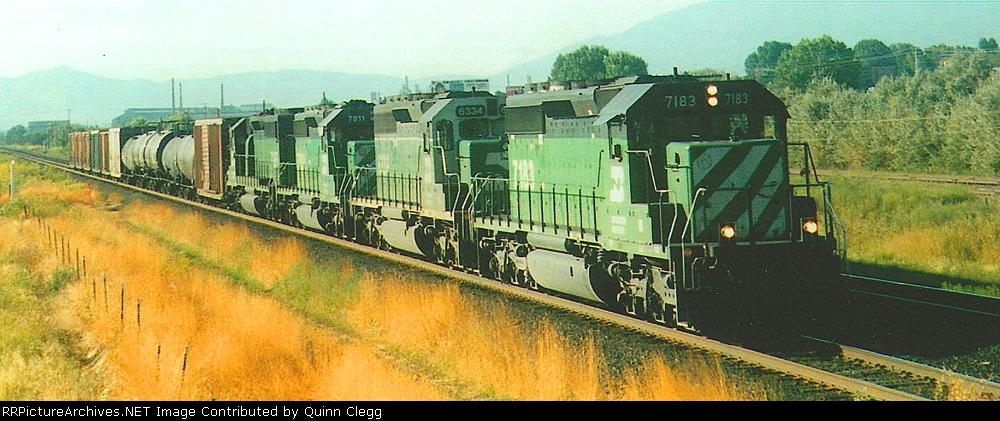 BN 7183/BN 6334/BN 7811/BN 7185 Orem,Utah August 11,1998.