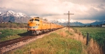 UNION PACIFIC'S OPERATION LIFESAVER SPECIAL PROVO,UTAH MAY 4,1995.