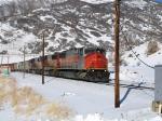 Utah Railway in action