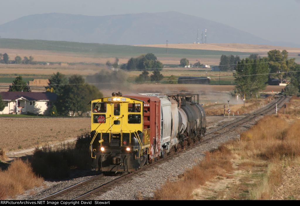 Eastern Idaho Railroad