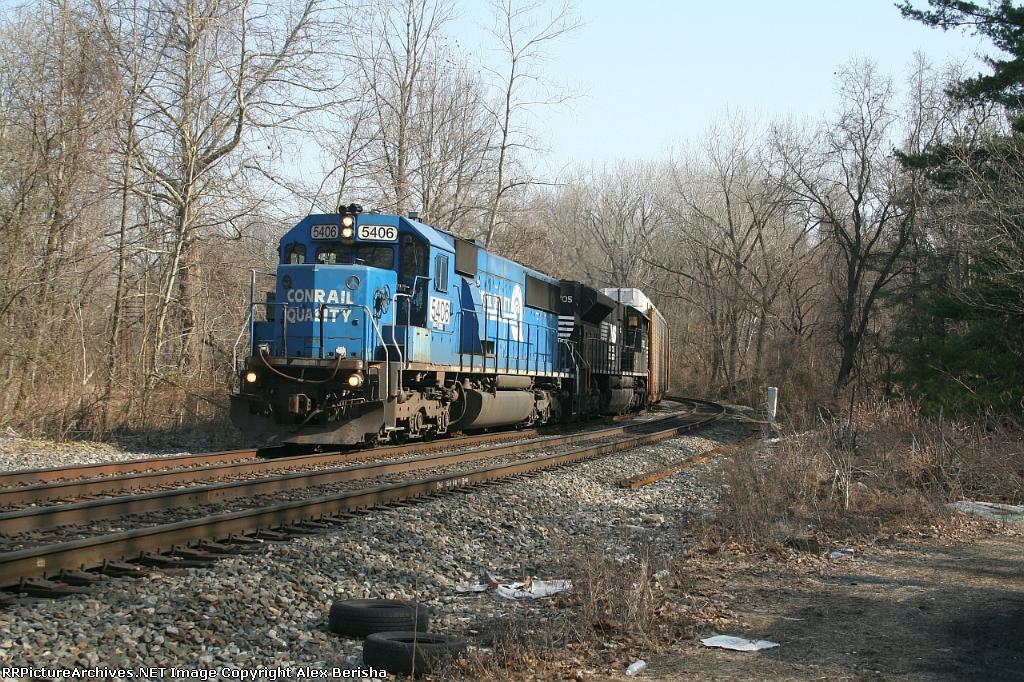 NS 5406 11J