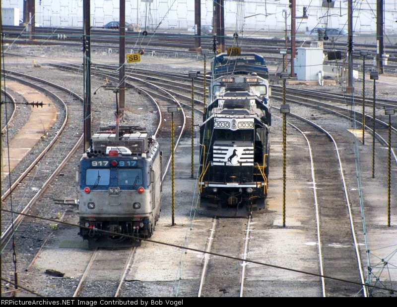AMTK 917 and NS 3030