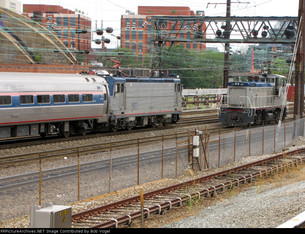 AMTK 917 and 533
