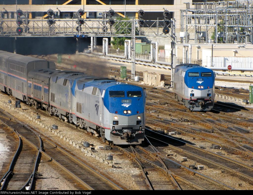 train 3 Southwest Chief