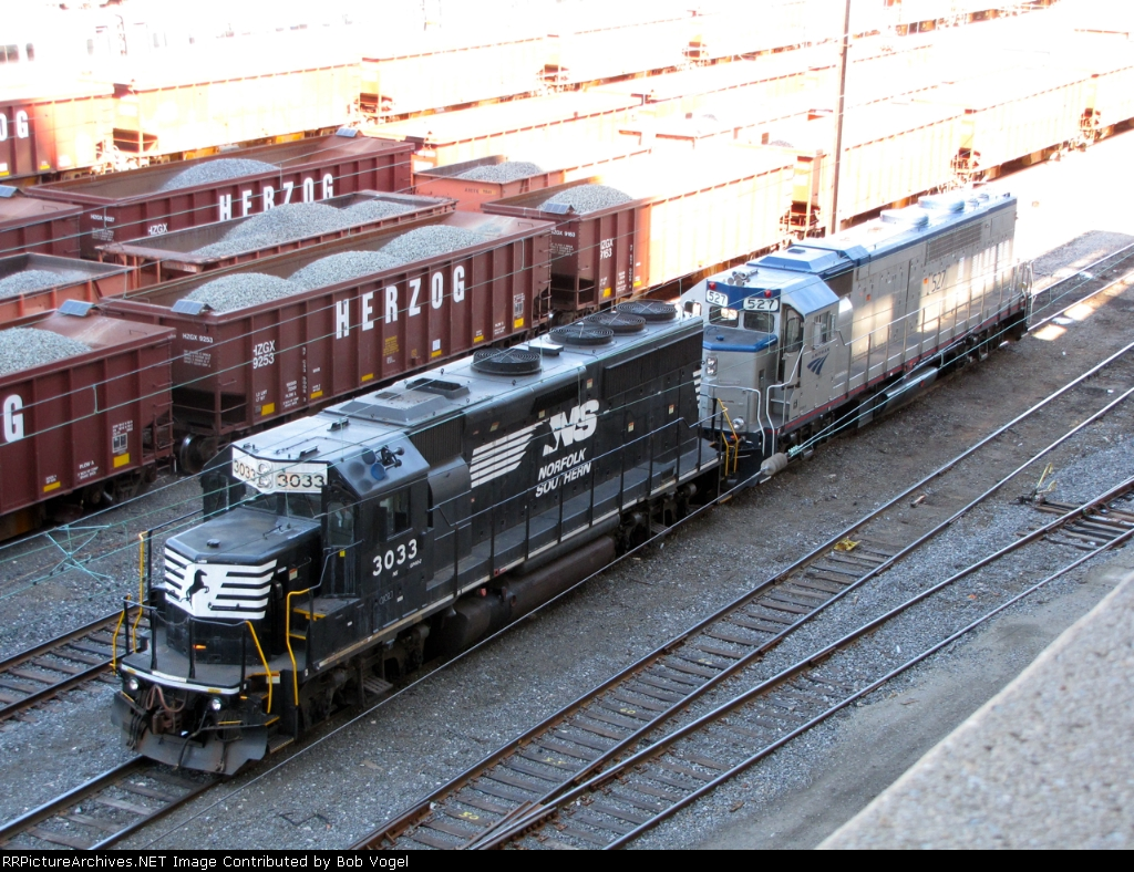 NS 3033 and AMTK 527