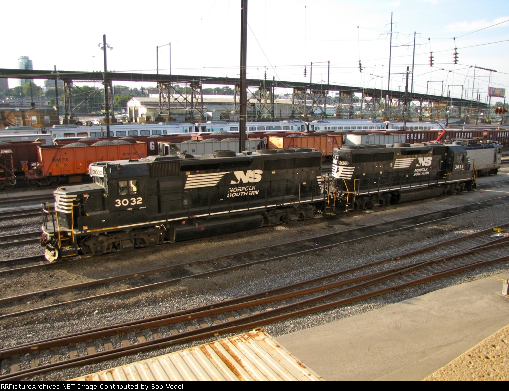 NS 3032 and 3033