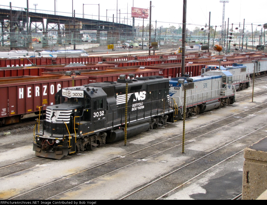 NS 3032 and AMTK 578