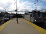 AMTK 923 and NJT 4600