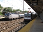 AMTK 911 and NJT 4611