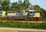 CSX GP40-2 6296