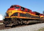 KCS SD70ACe 4110