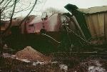 Wreck of PRR Passenger Train #208