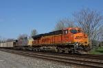 BNSF 6036 on NS 416