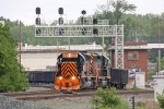 WE 6351 on Wheeling 707