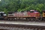 BNSF 650 on NS 15N