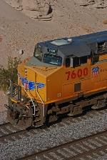UP 7600