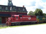 Clarendon and Pittsford Engine in North Bennington, VT.