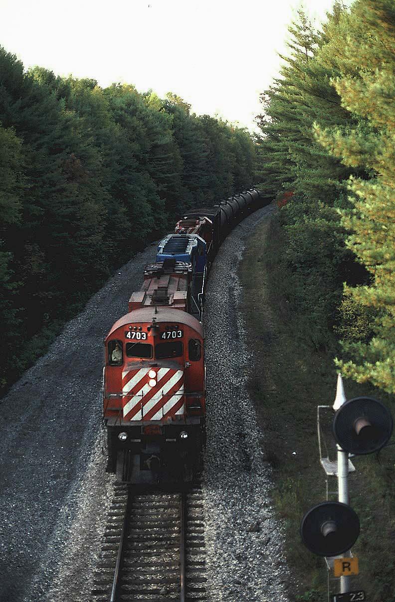 The Acid train