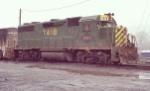 D&H GP-39-2 #7418
