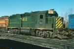 D&H GP-39-2 #7412
