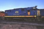 D&H C-424m #456