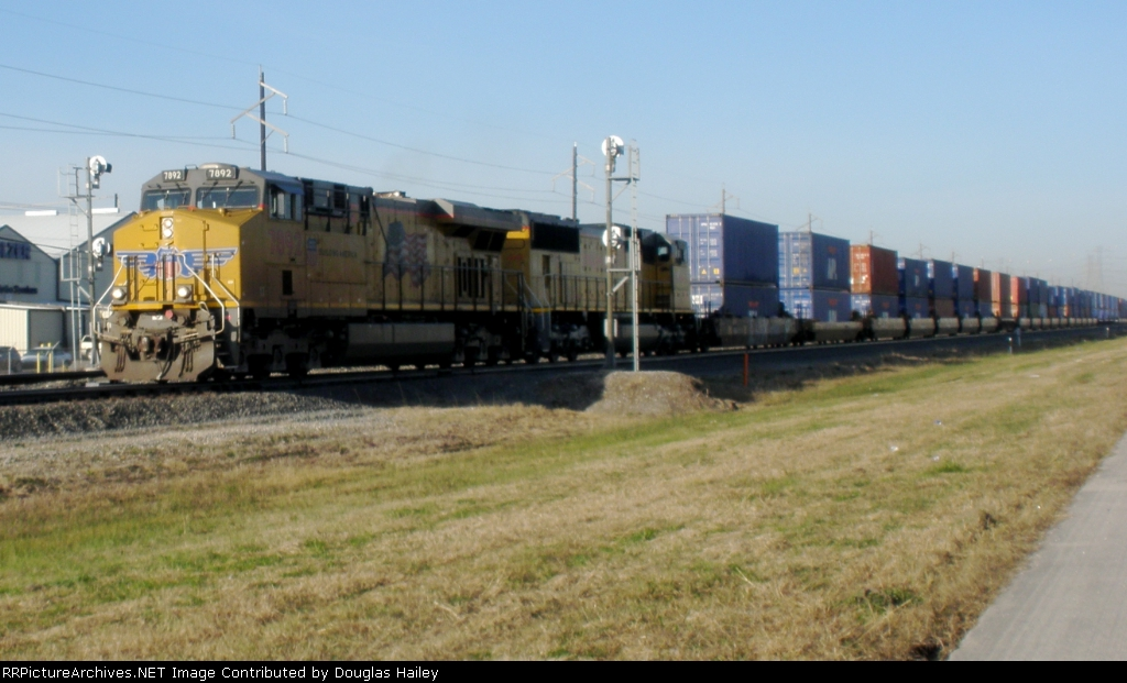 UP 7892 & UP 4447