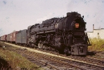 PRR 6468 Eastbound on the Pittsburgh-St Louis Main Line