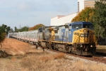 CSXT P903/Ringling Bros Blue Unit