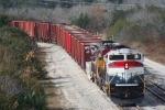 FEC #336/Cemex Unit Train