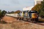 CSXT W079/Ballast Train
