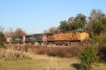 FMID Ethanol Train w/UP 6462