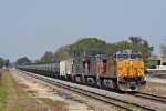 FMID Ethanol Train w/UP 6462