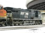 NS GE C40-9W 9750