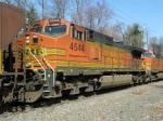 BNSF GE C44-9W 4544
