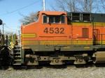 BNSF GE C44-9W 4532
