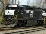 NS EMD SD45-2 1704