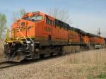 BNSF GE ES44AC's 6089 & 6318