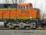 BNSF GE ES44AC 6318