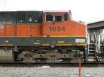 BNSF GE C44-9W 1054