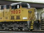 UP GE AC4460CW 7022