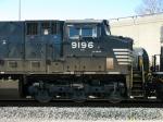 NS GE C40-9W 9196