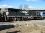 NS GE C40-8 8708