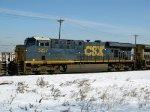 CSXT GE ES40DC 5257