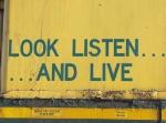 Look Listen Live