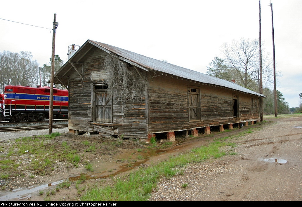 Old Freight House