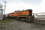 BNSF 3436 and BNSF 2344